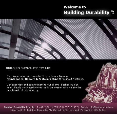 BuildingDurabilty
